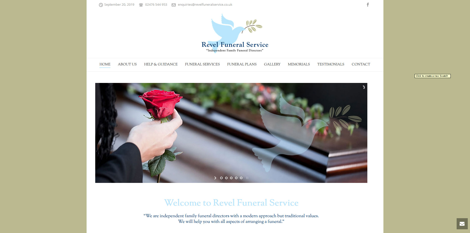 Revel-Funeral-Service